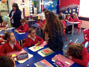 Knowing About Ourselves for primary school children.